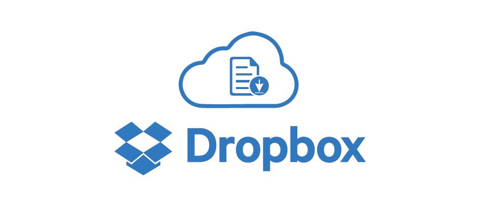 Ứng dụng lưu trữ Dropbox.