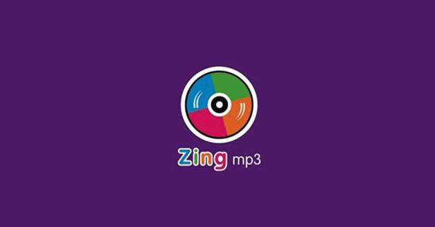 Ứng dụng nghe nhạc Zing MP3.