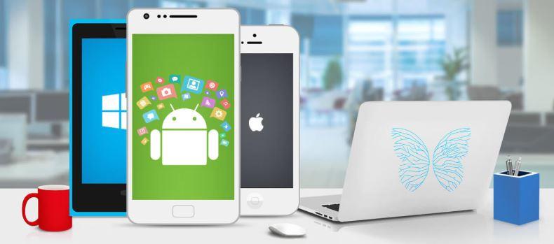 lập trình Android - iOS.