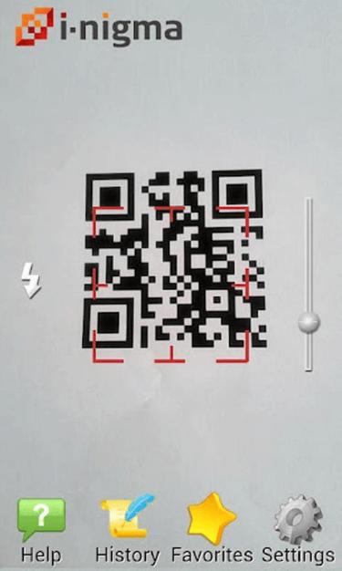 i - nigma QR