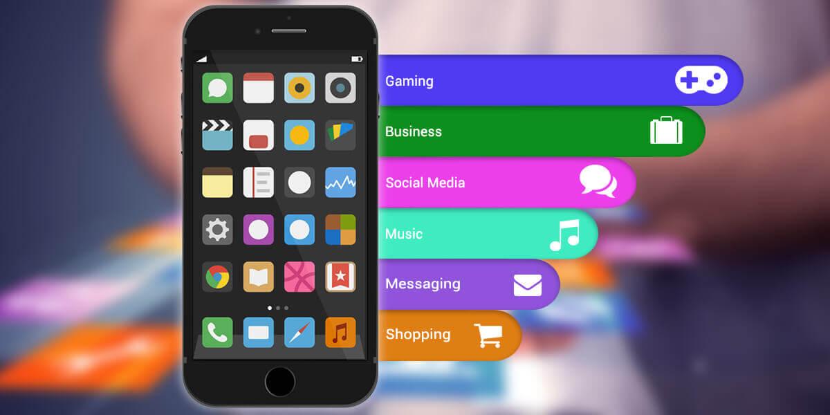 Phân loại mobile app