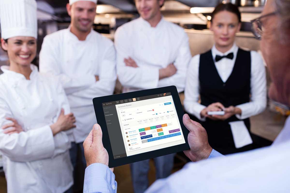 app quản lý nhà hàng