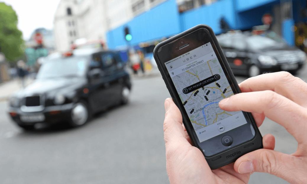 Top 8 ứng dụng gọi xe trên di động
