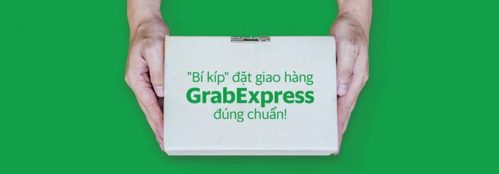 Một trong số app ship hàng hàng đầu - GrabExpress