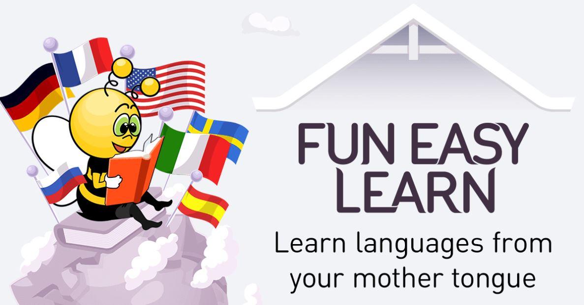ứng dụng Fun Easy English