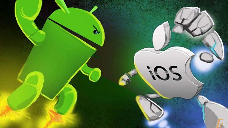 nên dùng android hay ios