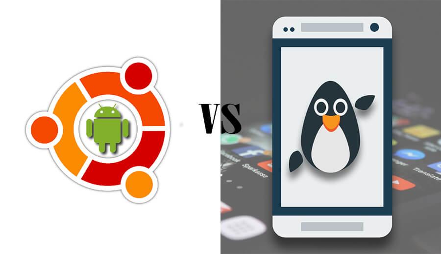 Lý do cần cài linux - ubuntu cho Android
