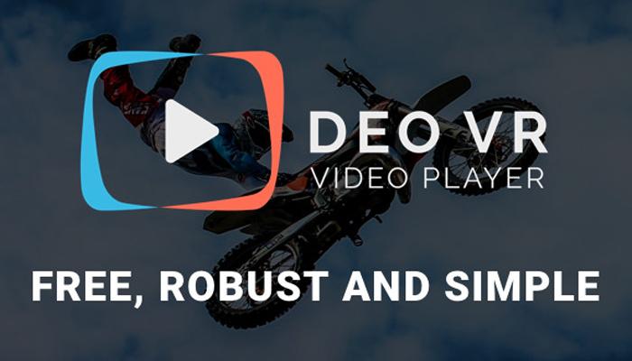 Phần mềm xem video thực tế ảo - DeoVR
