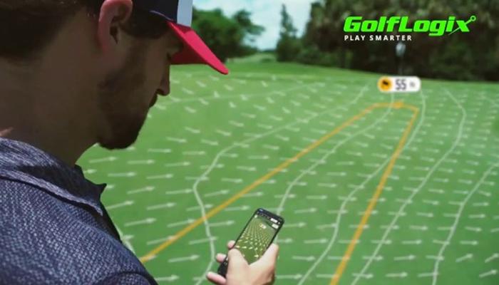 Ứng dụng hỗ trợ tập đánh golf - GolfLogix