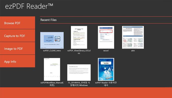 Ứng dụng đọc pdf miễn phí - ezPDF Reader